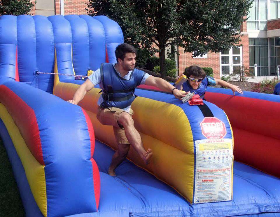 Amusement Masters Inflatable Challenge