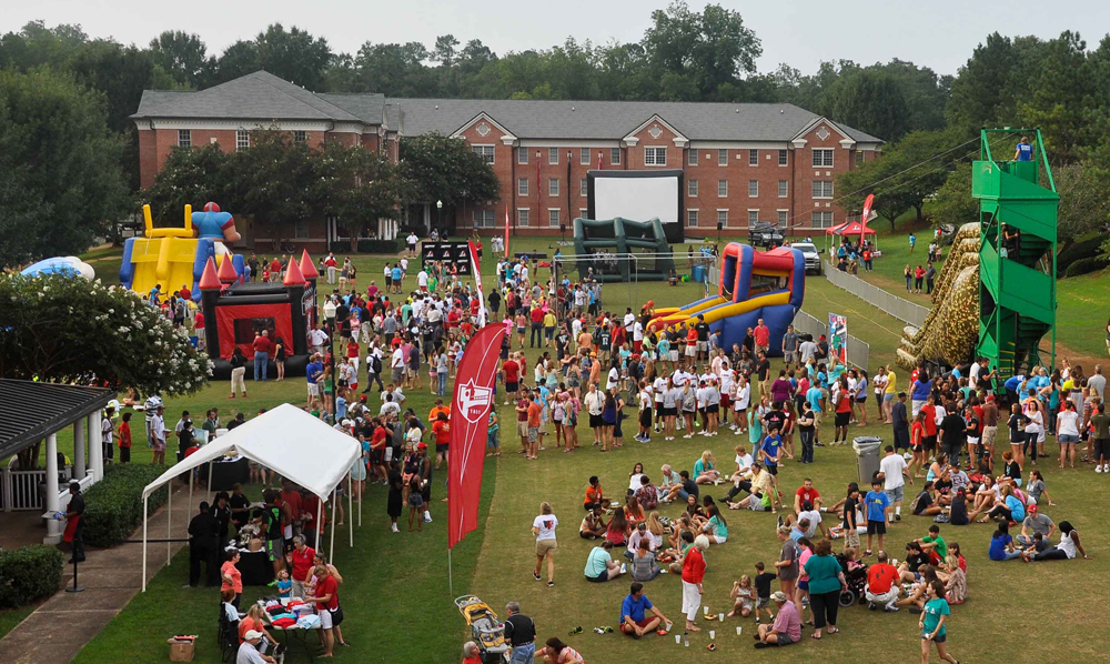 College & Military Events – Amusement Masters
