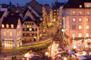 Barfüsserplatz Christmas