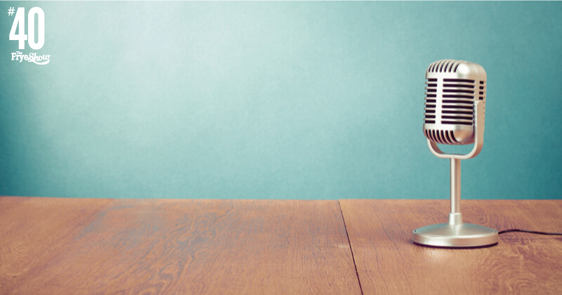 Empréndete Podcast sobre Robbie J Frye
