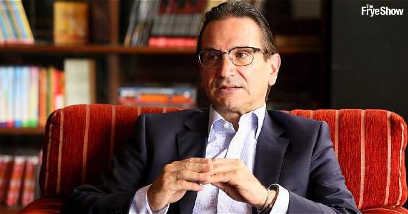 Juan Carlos Mora Podcast sobre ser Presidente de Bancolombia