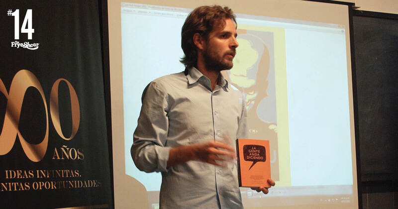 Ezequiel Mandelbaum Podcast sobre La Gente Anda Diciendo
