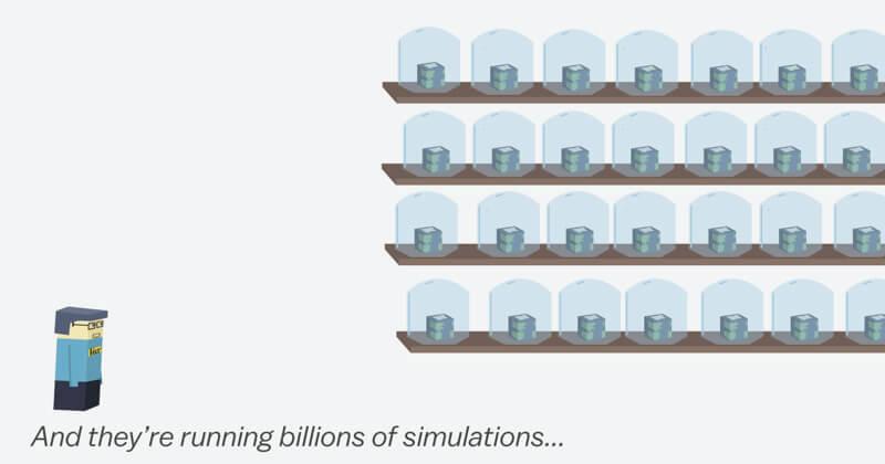 Elon Musk Simulación The Frye Show