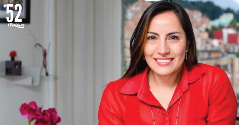 Joanna Prieto Podcast sobre Tecnología y Geek Girls