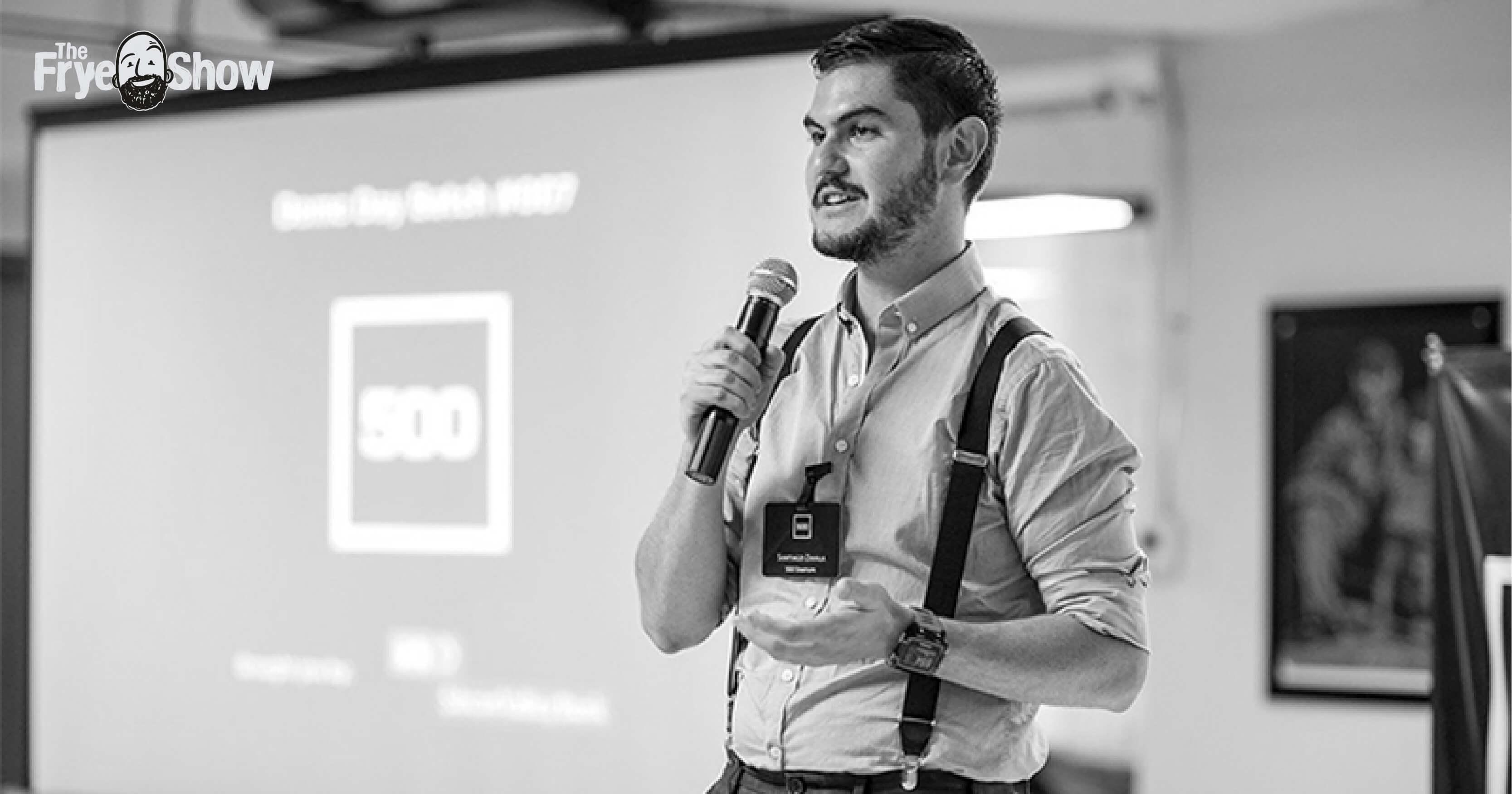 Santiago Zavala podcast sobre 500 Startups