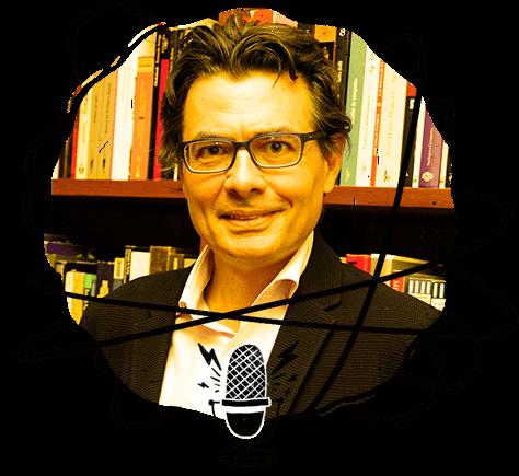 Alejandro Gaviria podcast sobre la vida, poesía, y los libros
