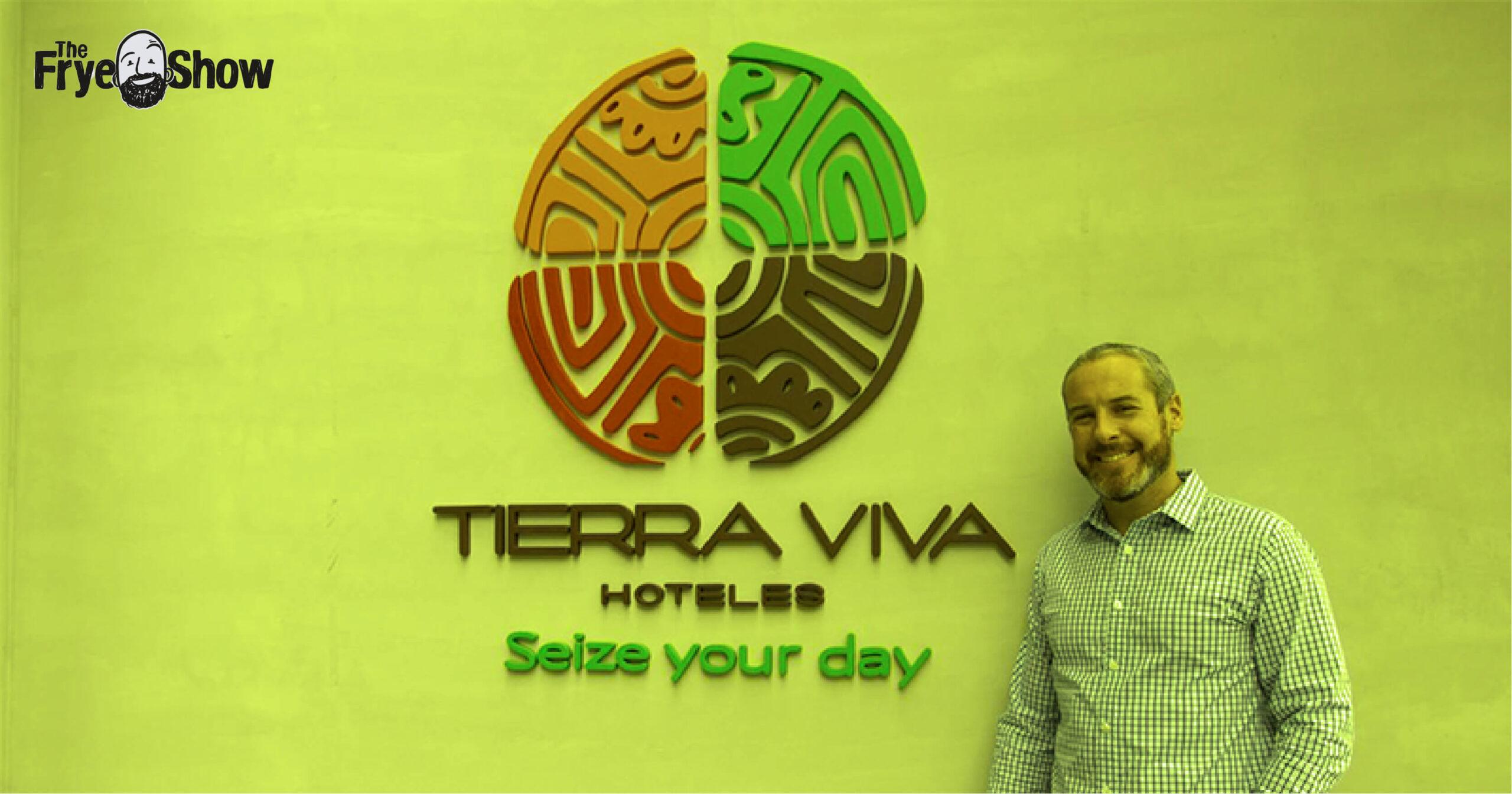 Rodrigo Lazarte podcast sobre Tierra Viva Hoteles