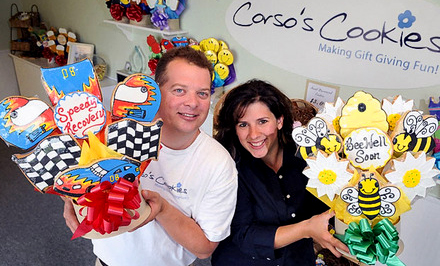 Z100- Rage Page- Corsos Cookies
