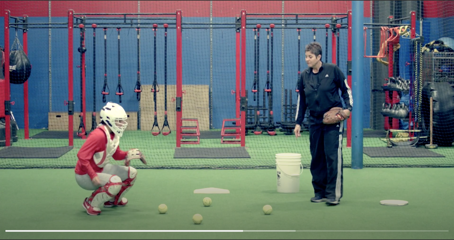 Drills for Olympic-level Blocking - catching drills