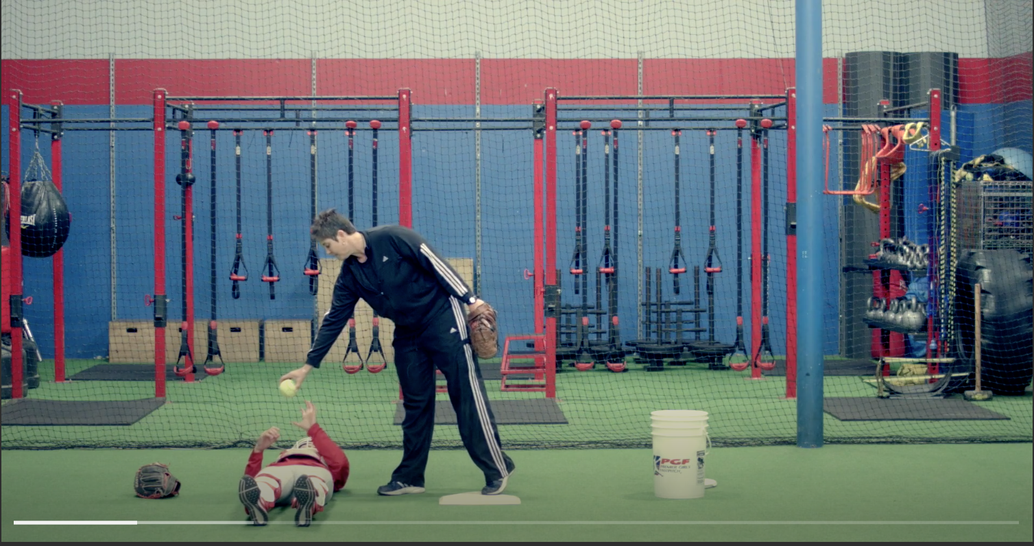 3 Essential Throwing Drills for Catchers - catching drills