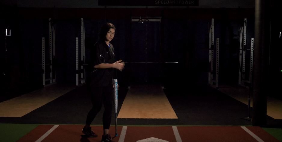 A High-level Tee Routine - hitting drills