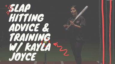 Slap Hitting Advice & Training w/ Kayla Joyce