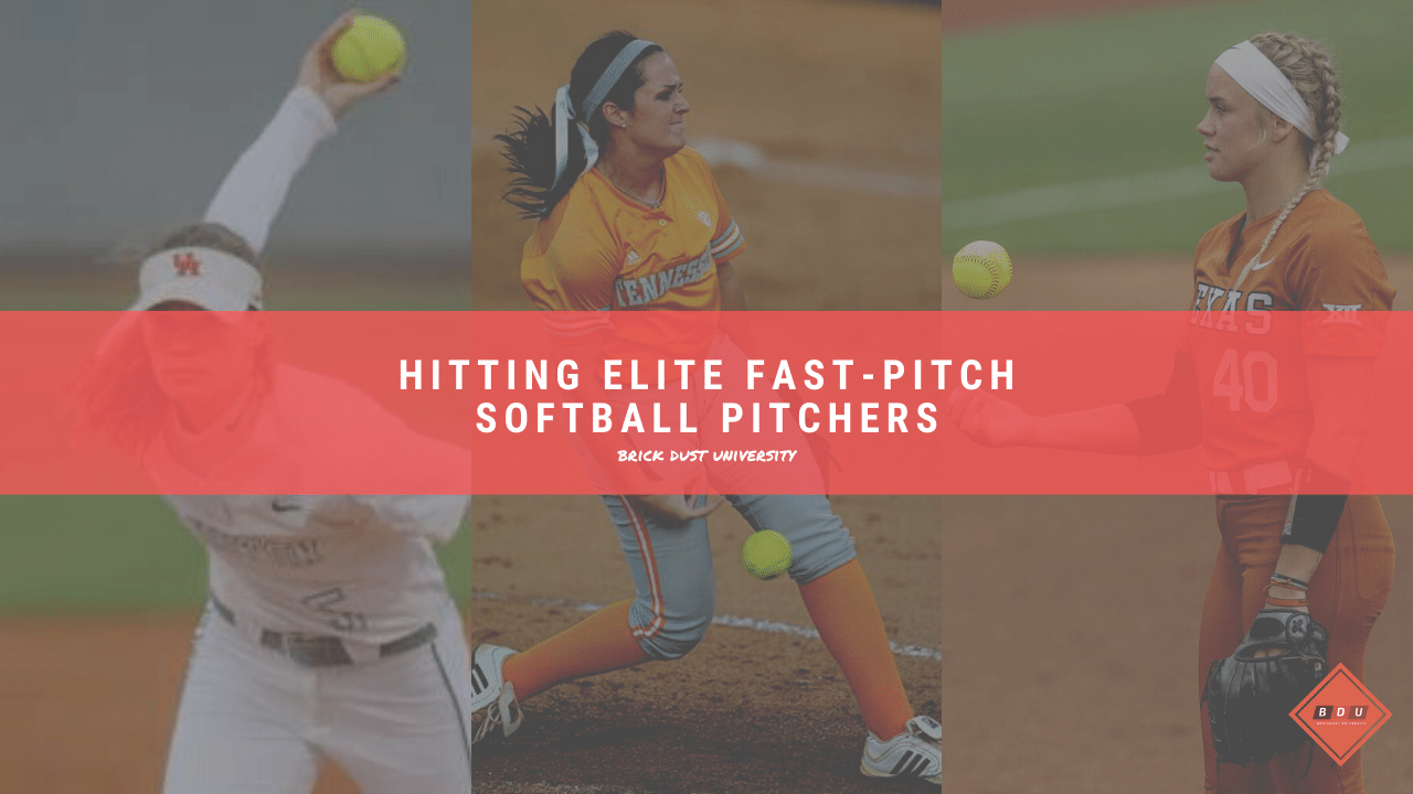 Hitting Elite Fast-pitch Softball Pitchers