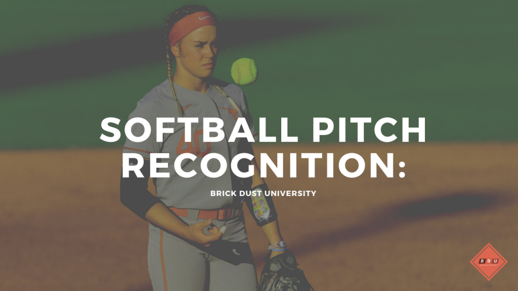 Softball Pitch Recognition: Tips, Tricks & Drills