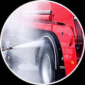 Easton Truck wash companies