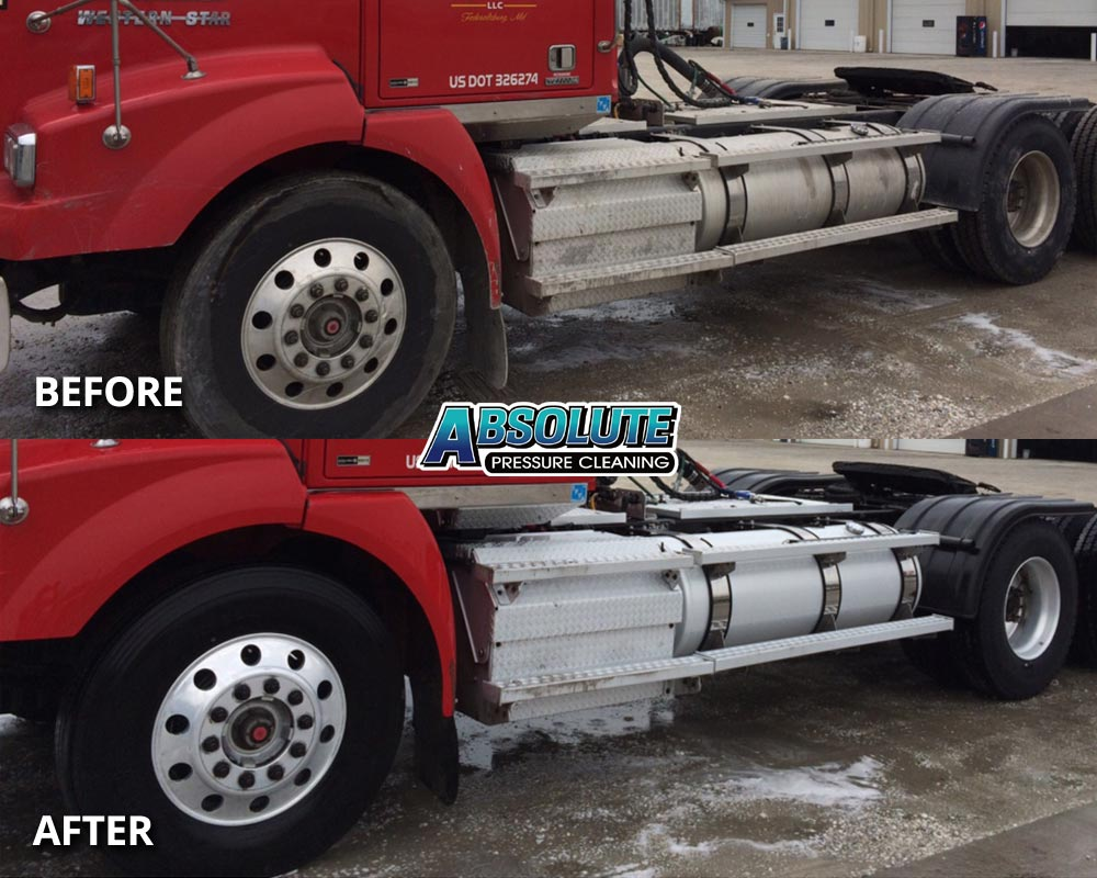 semi-truck-fleet-washing-before-after-delmarva-md-de