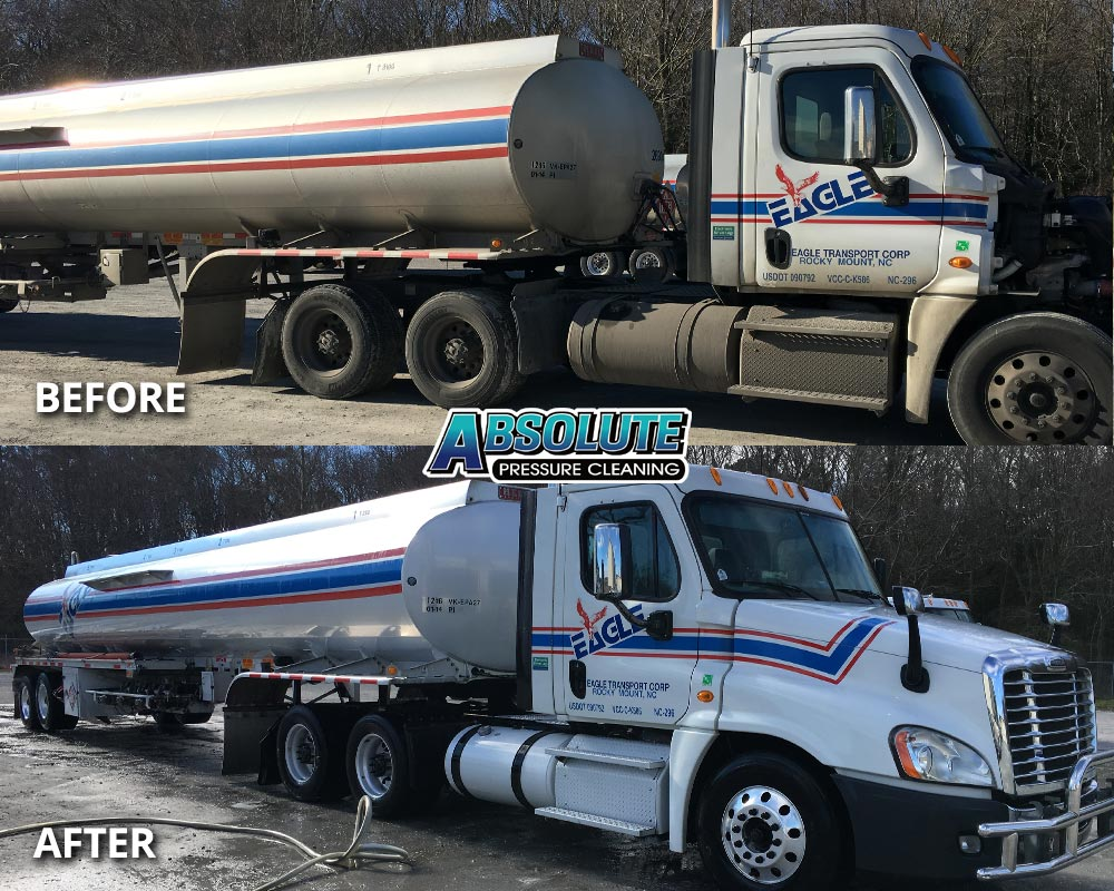 tanker-truck-fleet-washing-before-after-delmarva-md-de
