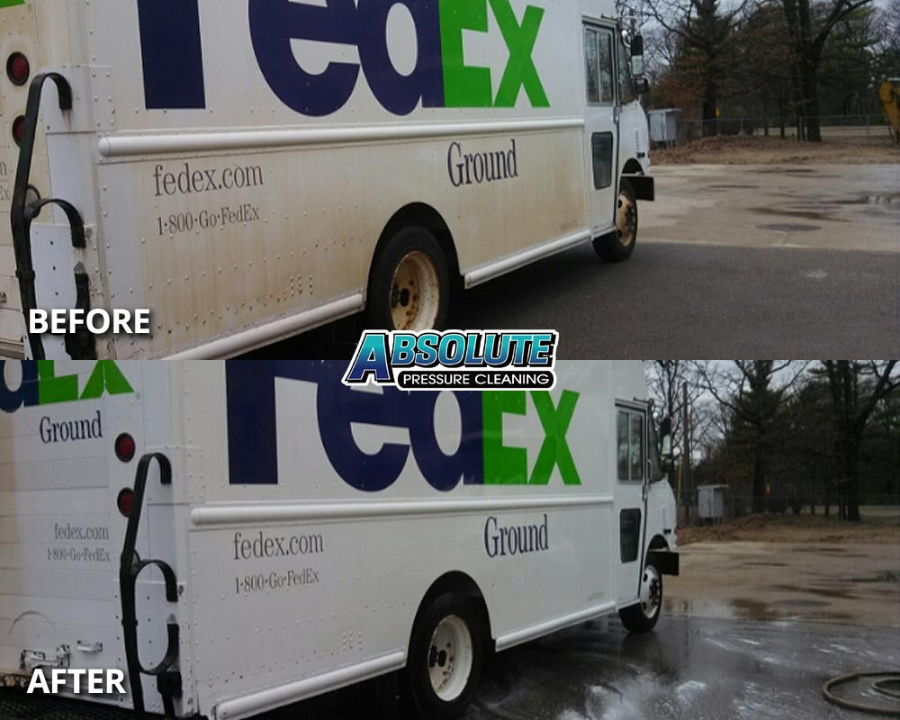 delivery-truck-van-fleet-washing-before-after-delmarva-md-de