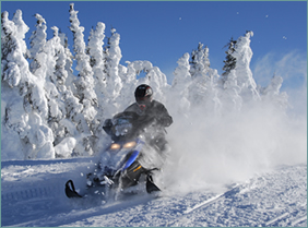 Best Snowmobiling Odell Lake Lodge & Resort