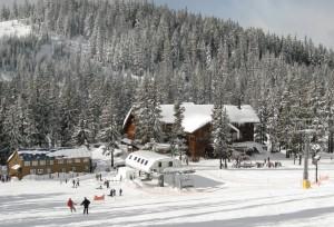 Willammette Pass Skiing