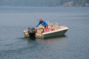 Boating PAGE-8408 Odell Lake Resort 8-24
