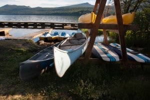 Canoeing PAGE-5228 Odell Lake Resort 6-23-24
