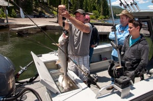 Guided Fishing PAGE-0926 Odell Lake Resort 6-22