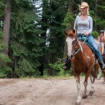 Horseback Riding-7356 Odell Lake Resort SLIDER