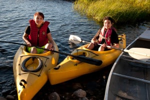Kayaking PAGE-0345 Odell Lake Resort 6-21