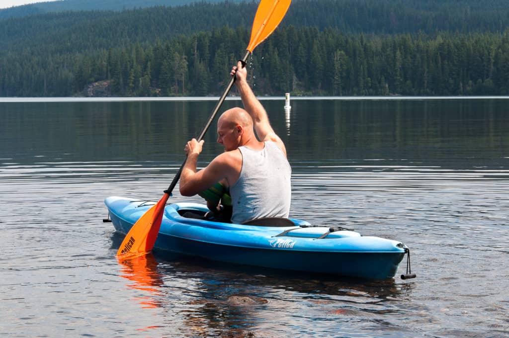 Kayaking PAGE-6172 Odell Lake Resort 6-27