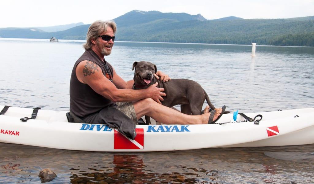 Kayaking PAGE-6398 Odell Lake Resort 6-27
