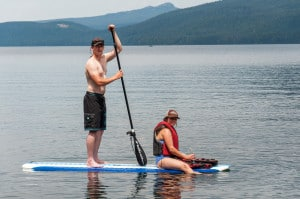 Paddle Boards PAGE-6737 Odell Lake Resort 6-27