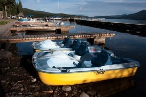 Paddle Boats PAGE-5230 Odell Lake Resort 6-23-24