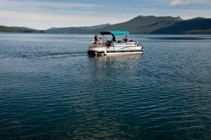 Pontoon Boating PAGE-0684 Odell Lake Resort 6-22