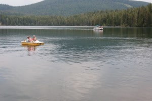Pontoon Boating PAGE6747 Odell Lake Resort 6-27