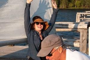 Sail Boating PAGE-8660 Odell Lake Resort 8-24