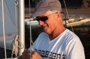 Sail Boating PAGE-8668 Odell Lake Resort 8-24