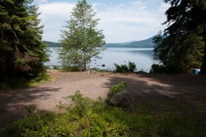 Tent & RV Campgrounds PAGE-6224 Odell Lake Resort 6-27