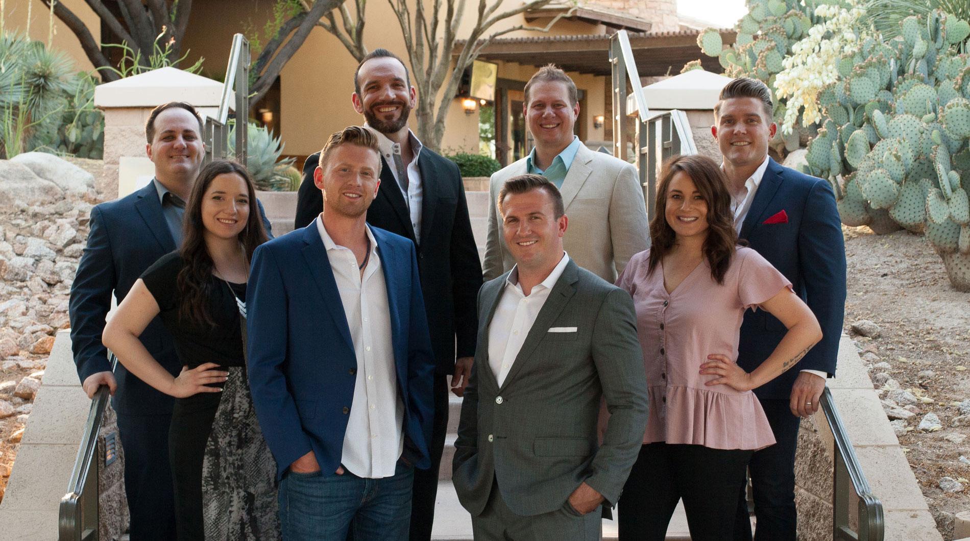 VYRL Marketing Agency Team Photo