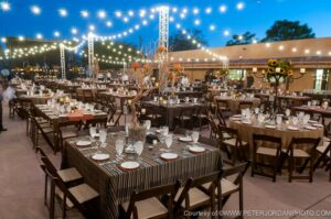 Outdoor weddings and events at Rancho Corona