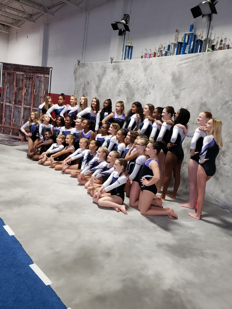 Behind the Scenes at Team Pics 2019