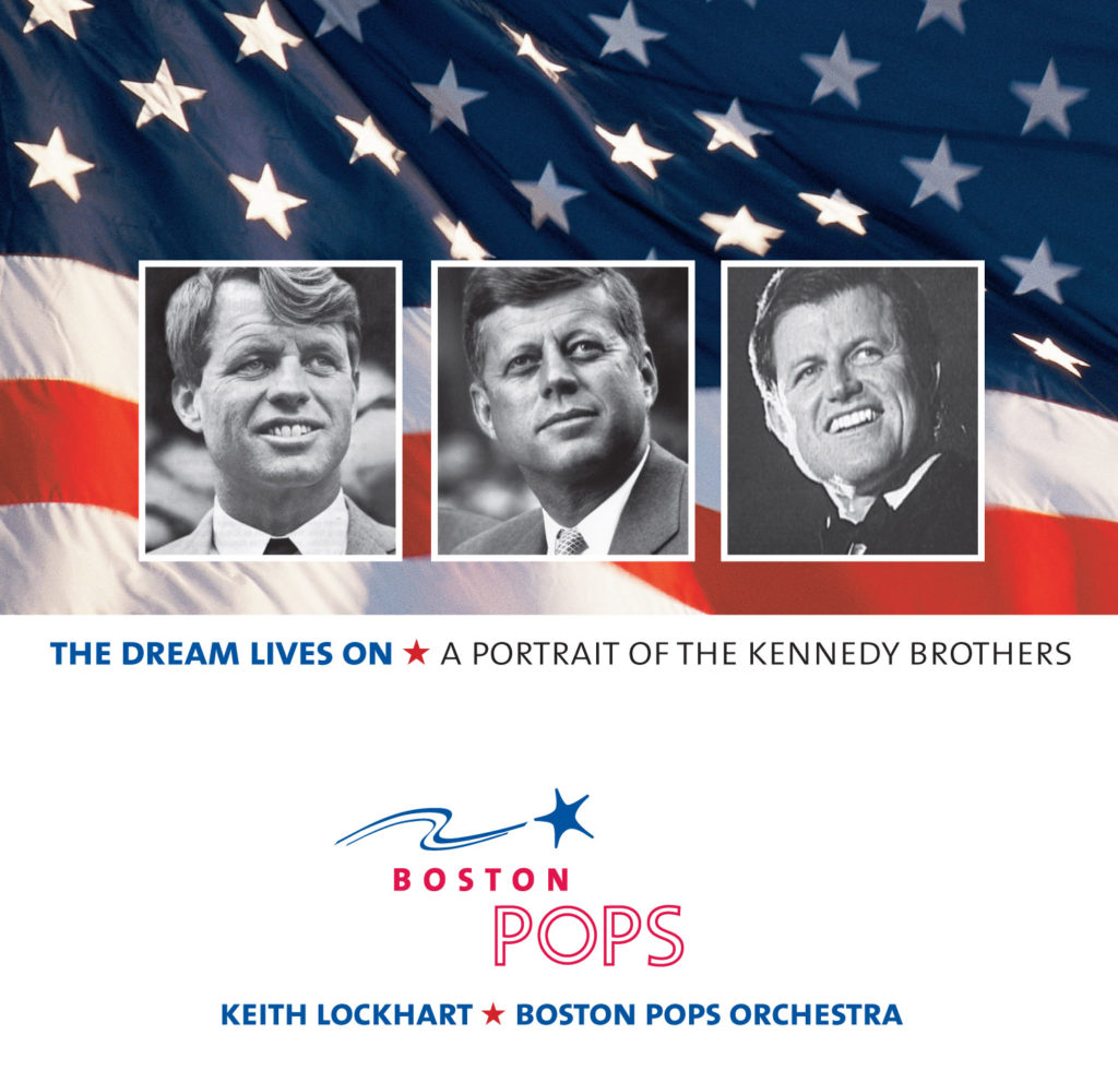 Boston Pops Kennedys CD-A-front