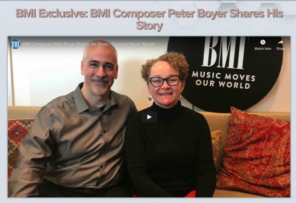 BMI.com Peter Boyer interview thumbnail