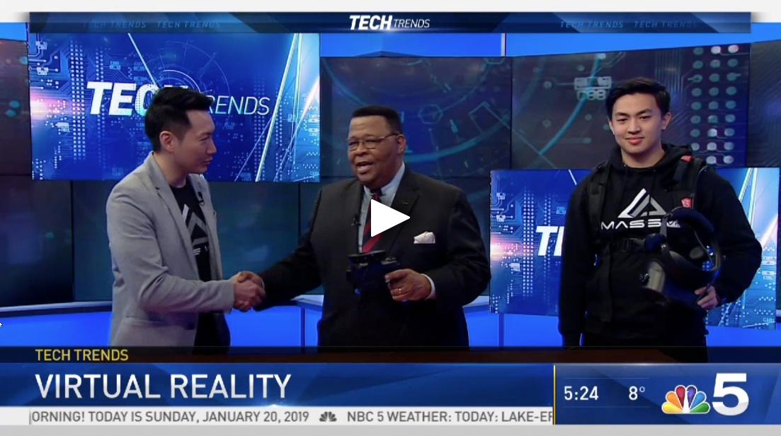 NBC Chicago: Tech Trends: Virtual Reality