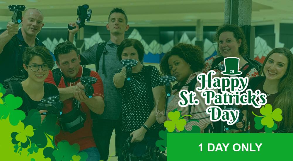 St. Patrick's Day   MassVR