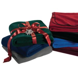Fleece Blankets | Holiday Gift Ideas