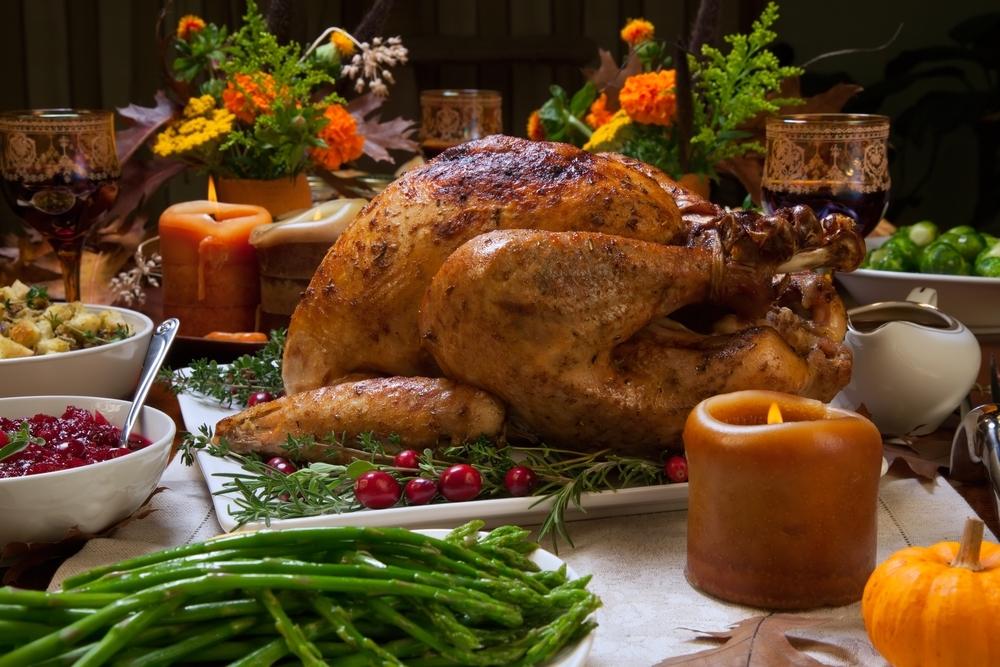 Turkey Dinner | Thanksgiving