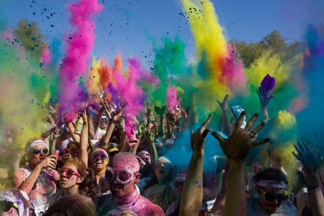 Fun Runs: Color Run