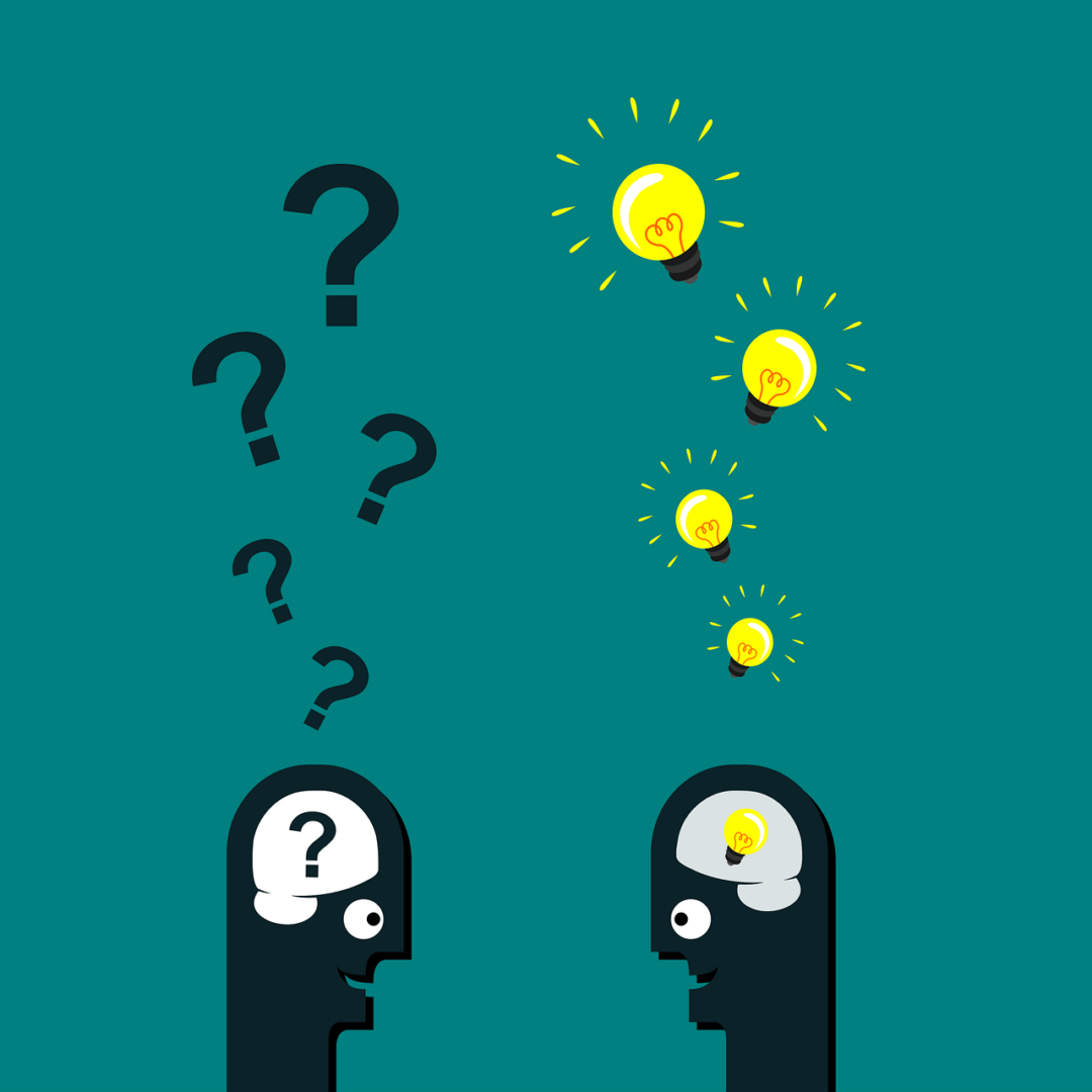 questions to ideas