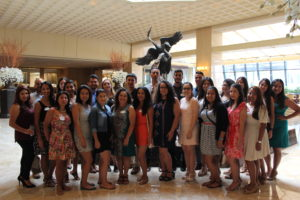 San Miguel Alumni Lunch 2016 group